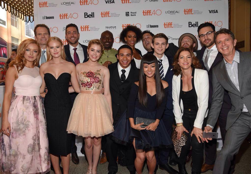 What good looking group of @heroes. http://t.co/hEYuonb5OD