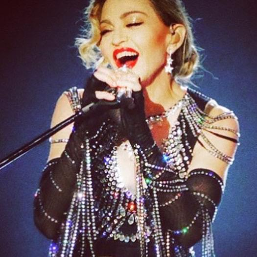 The Law of attraction Again ! MSG #2 So much Fun! Thank you New York! ❤️ #rebelheartour http://t.co/ENkOzmpLQn