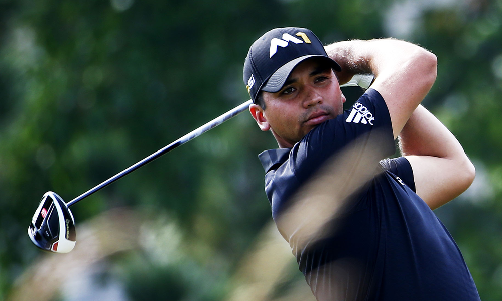 A deterM1ned Jason Day opens the #BMWchamps with a 61 (-10). #M1driver http://t.co/ugsE953Iej