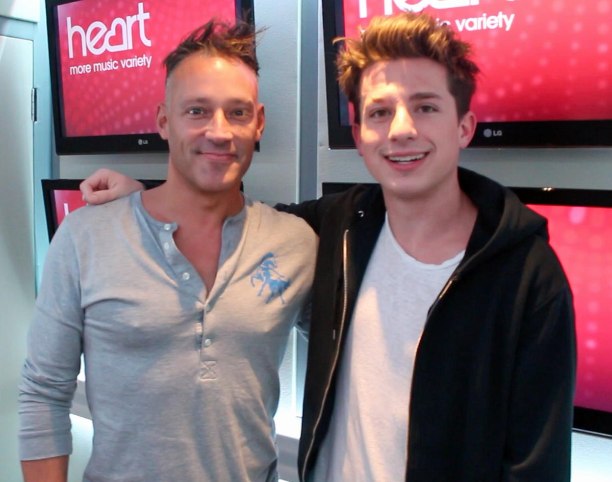 Look who just popped in for a chat! The very talented @CharliePuth is on the show next... @tobyanstis http://t.co/YQRlllC6dS