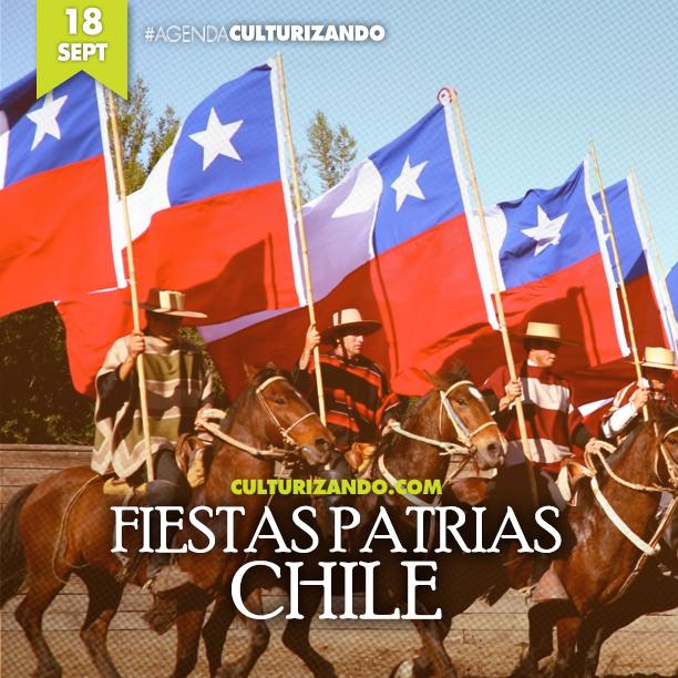 Resultado de imagen para FIESTA NACIONAL DE CHILE