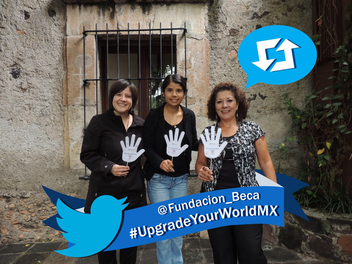 ¡Sigamos avanzando juntos! Vota por nosotros, utiliza los hashtags #UpgradeYourWorldMX #voto #Votopor http://t.co/P7ZV7qdrbK