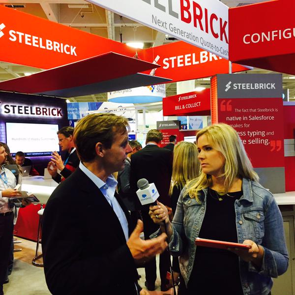 7 / The most inspiring company at #df15 this year was @steelbrick. They are incredibly thoughtful marketers. http://t.co/Oj8BkZsSYp