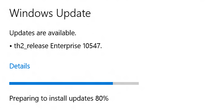 A new #Windows10 Insider Preview build is here! Check your updates http://t.co/przX2nqoWl #WindowsInsiders http://t.co/1abtNVAHTb