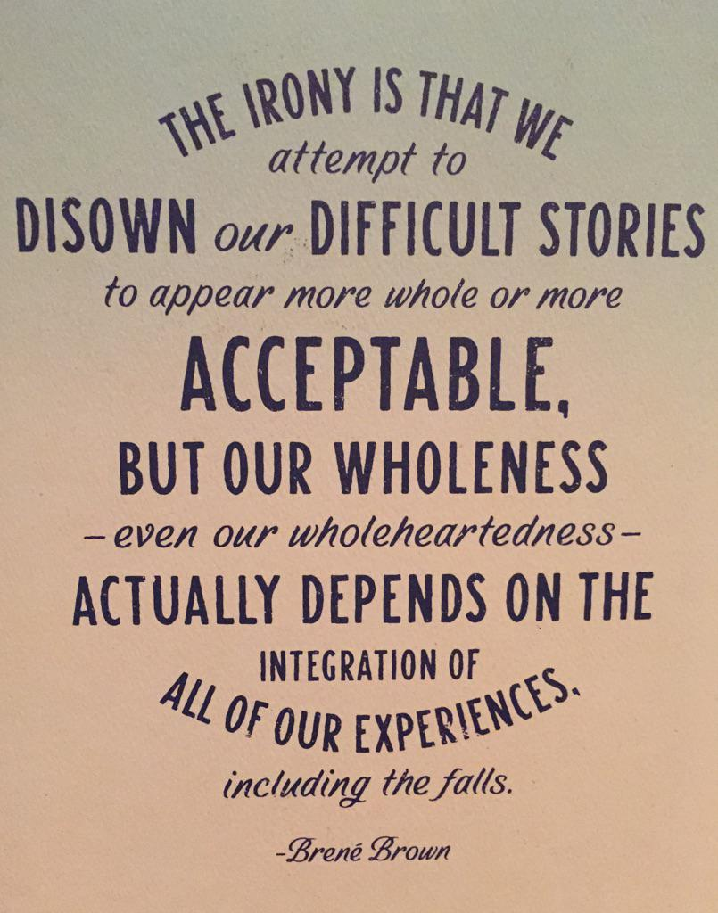 @HeartSoulHustle back cover of new  @BreneBrown book I'm currently reading. Instantly thought of YOU! #RisingStrong http://t.co/7fGhL4f8lX