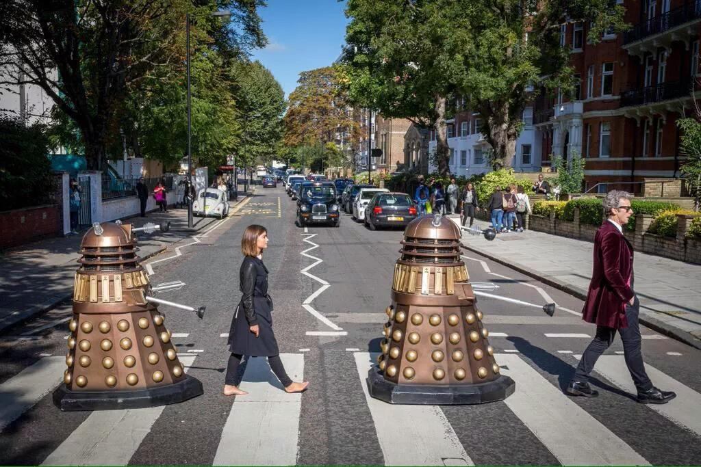 COME TOGETHER. RIGHT NOW. OR YOU WILL BE EXTERMINATED! http://t.co/xfR7h1xOZb