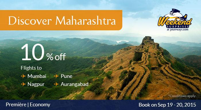 Explore magnificent forts and lot more in magical Maharashtra with our