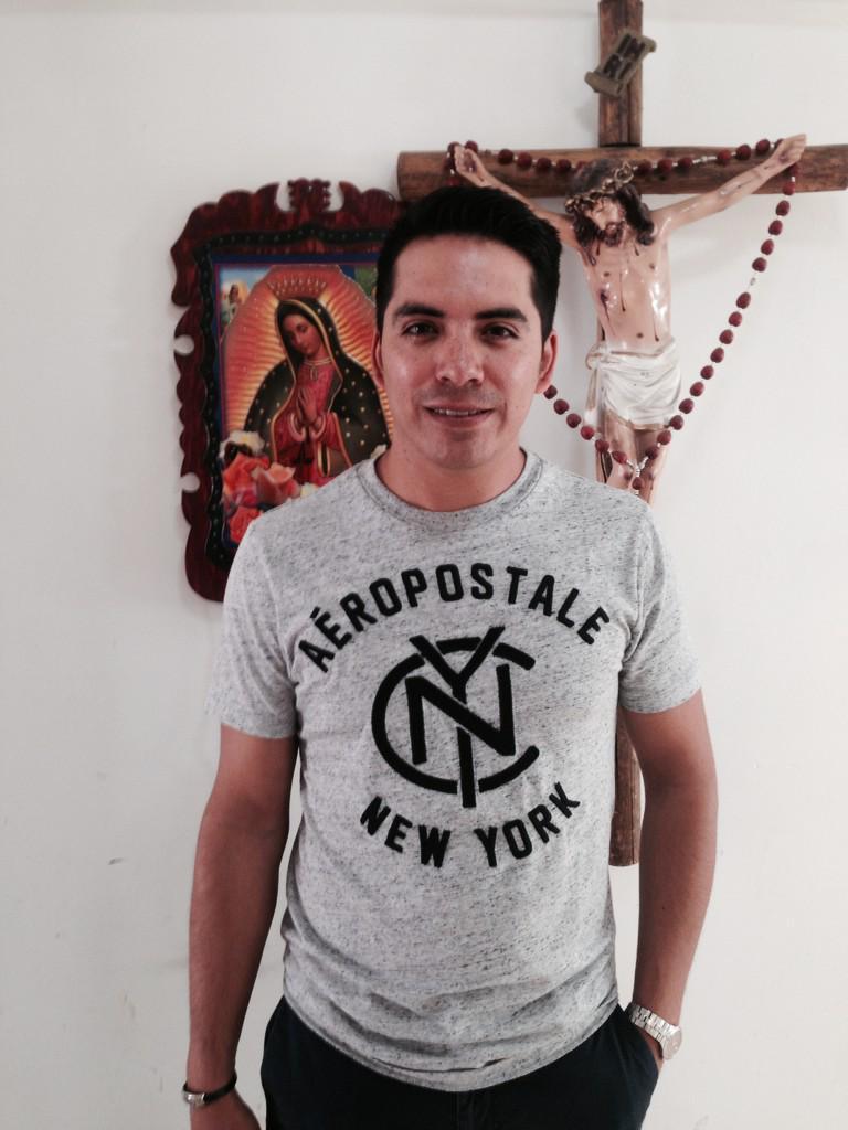 Con la bendición de dios y la virgencita en camino a Guanajuato http://t.co/Z5LTwOFO33
