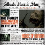 #AtlantaHorrorStory x #OrangeIsTheNewBlack   * OFFICIAL COSTUME PARTY *  Halloween Night    3 different vibes http://t.co/bcRdaK7AE0 x9