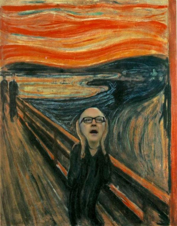 Bye-bye. George Brandis loses arts portfolio: http://t.co/G3DhVToPob #auspol #freethearts http://t.co/7hmH8gPmpf