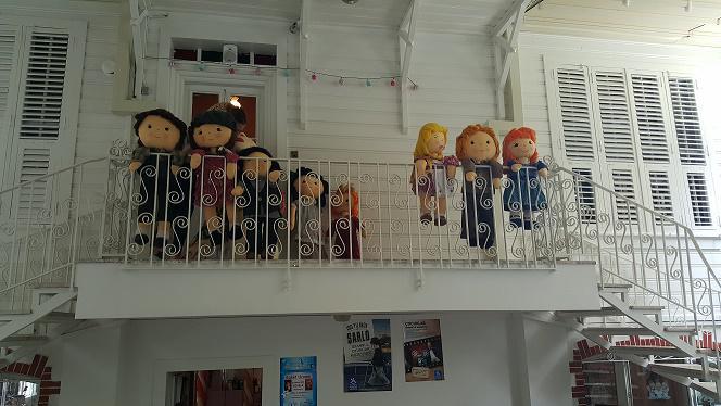 Dört gözle ziyaretçileri bekliyorlar :) http://t.co/xbC3Lp0Muj