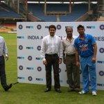 RT @BCCI: . @ImRaina wins Man of the Match award  #IndiaA