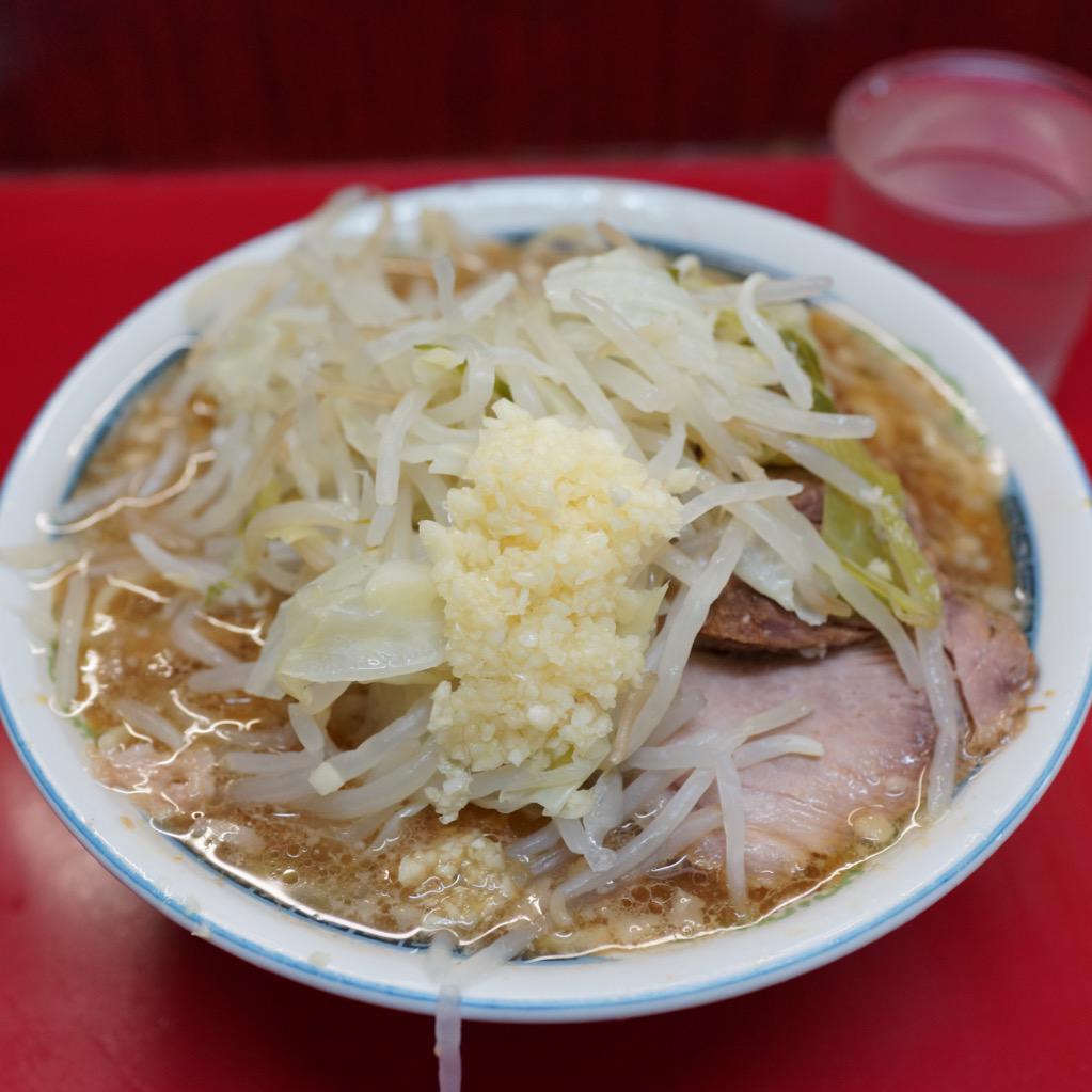 【画像あり】ラーメン二郎を毎日食べている人のシルバーウィークをご覧下さい