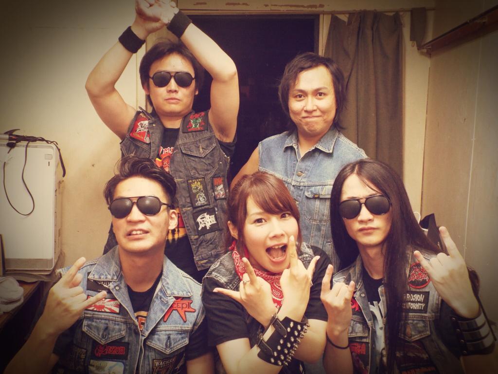 遼✡HARUKA (@Haruka_Tears): 出演者まぜこぜセッションのはずが、なぜかALLティアーズメンバーだったソナタの「weballergy」