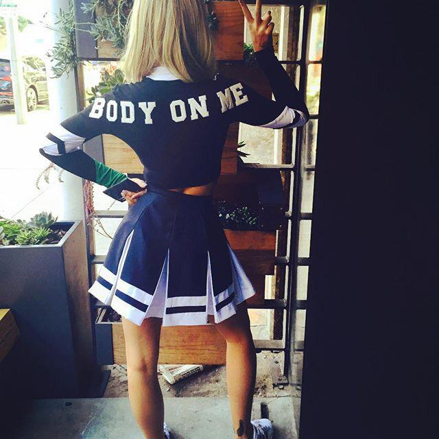 Today Ima be your cheerleader @Power106LA coz we can!!! #bodyonme ???????????????????????????????????????????????????????????????????????????????????????????????? http://t.co/39Od0lmhEo