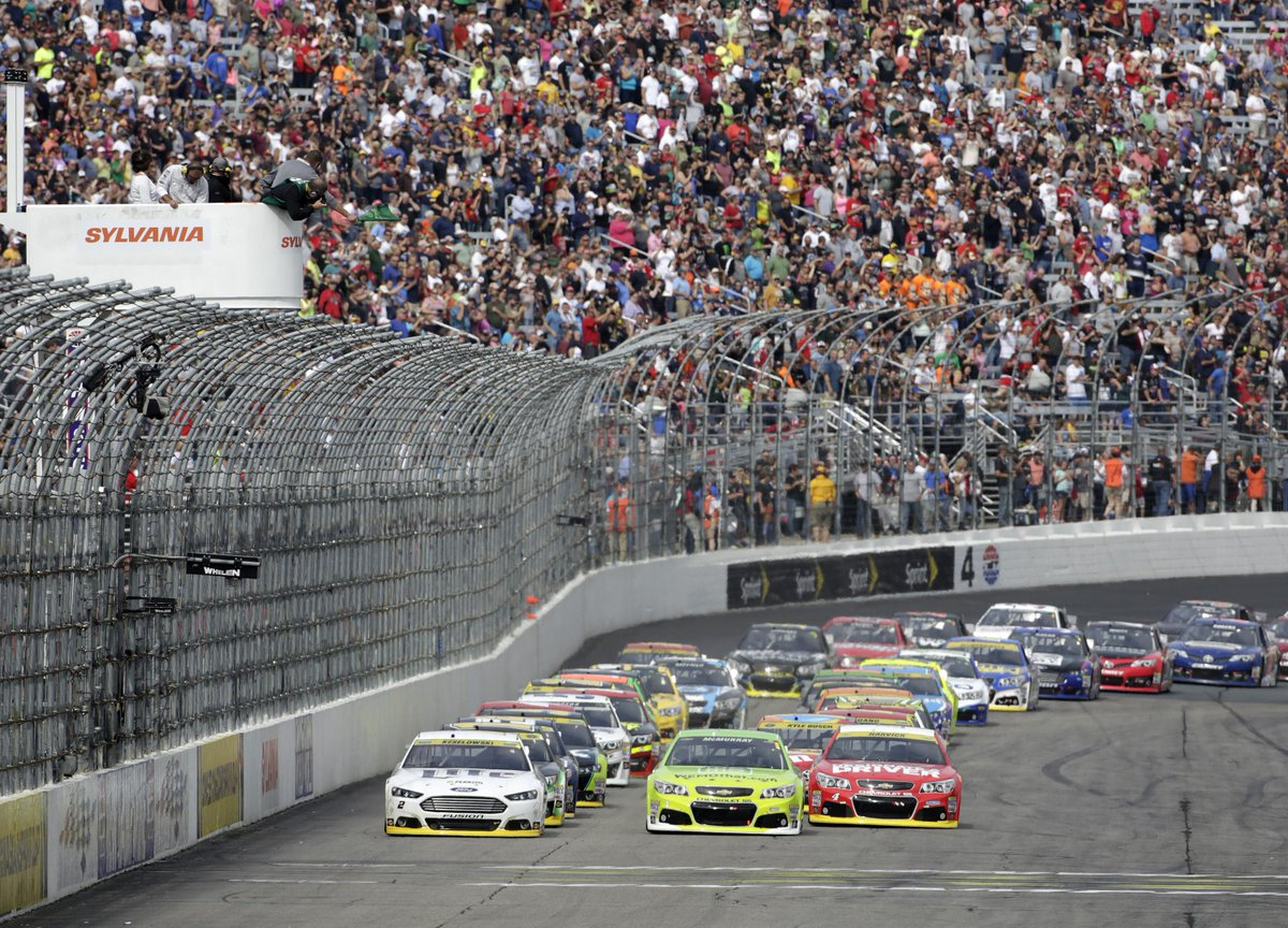 RETWEET if you're ready for #TheChase's next race: #SYLVANIA300 next Sun! http://t.co/OUumsuq7s5