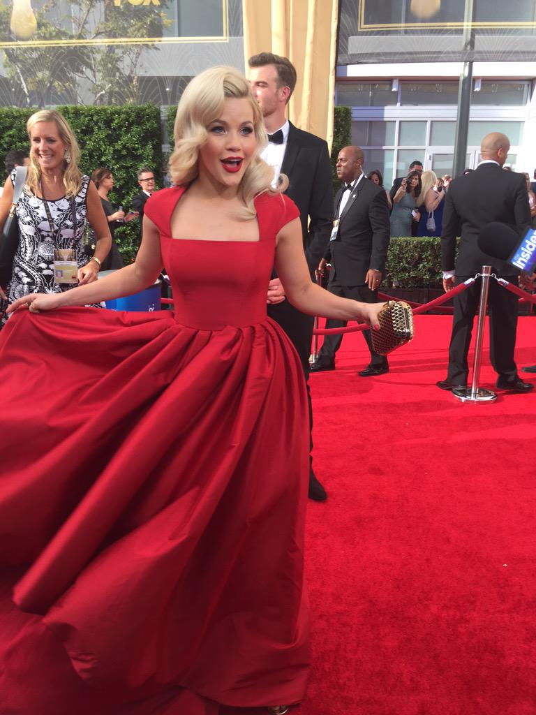 Perfection! @WitneyCarson #dwts #SYTYCD #Emmys http://t.co/Hwb7jwvMF5