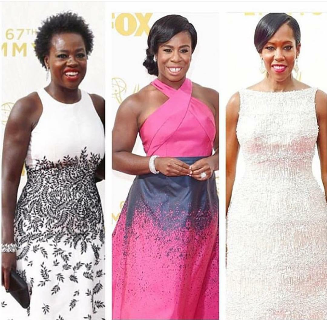 We are so proud of and inspired by these powerful women. Women of color are kicking butt tonight! #Emmys2015 http://t.co/arb7dzX9u0