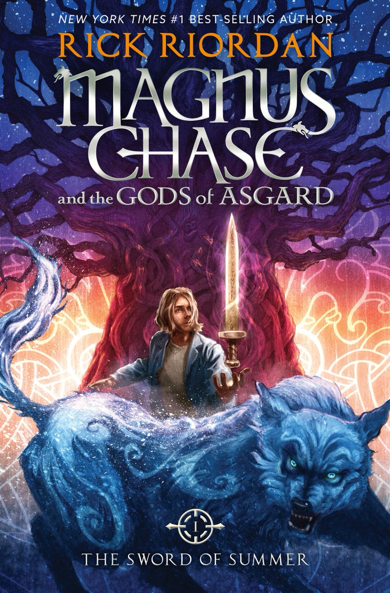 Start reading the first 5 chapters of The Sword of Summer here: http://t.co/VwEVusVDrS #magnuschase http://t.co/pzMaLEDbtq