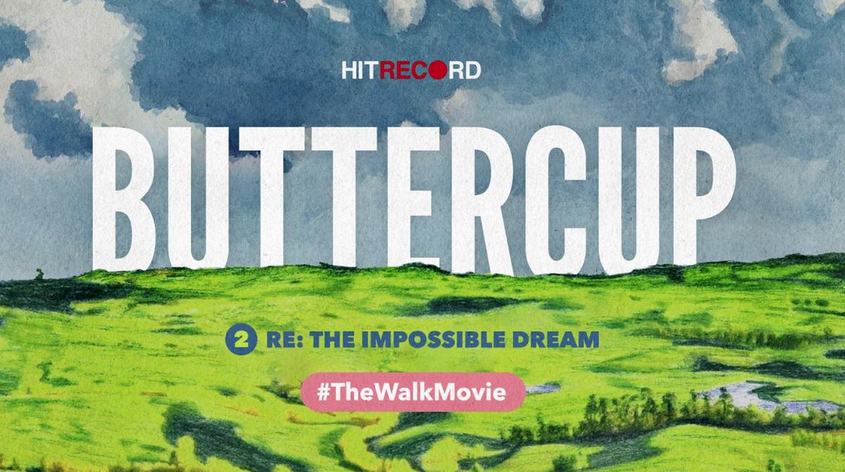 "RT @hitRECord  ""Do it now instead of later…"" http://t.co/JK7yhWecek #TheWalkMovie http://t.co/aznab5aPL2"