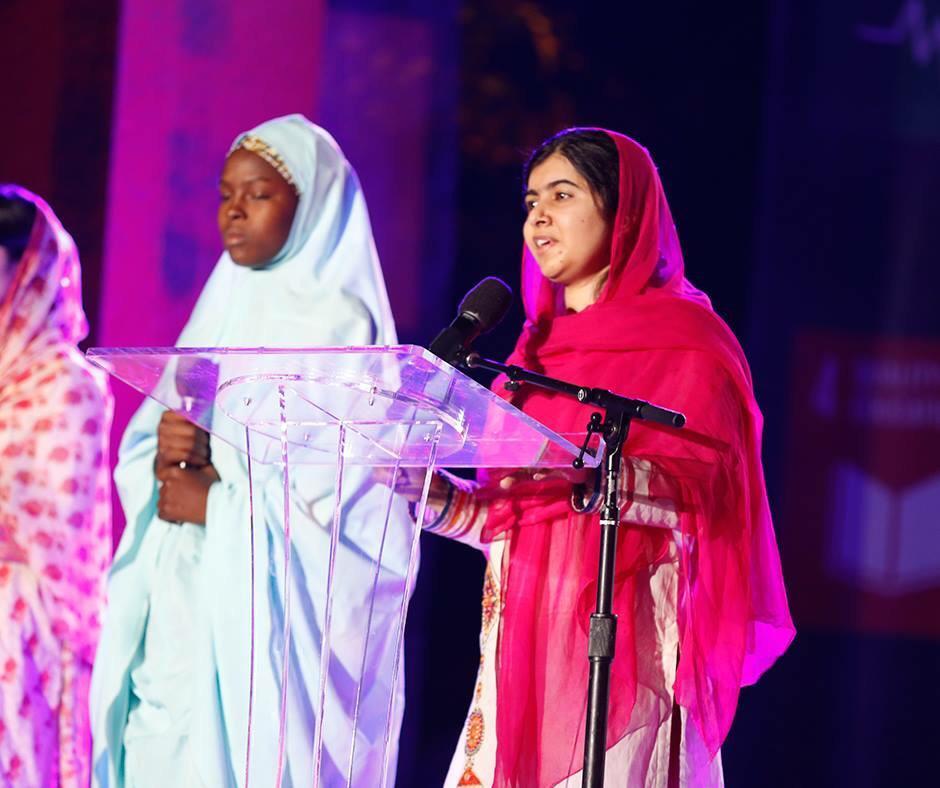 """Education is hope, education is peace, education is a basic human right"" - @MalalaFund #GlobalCitizen @glblctzn ⭕️ http://t.co/5dcxfwjCCU"