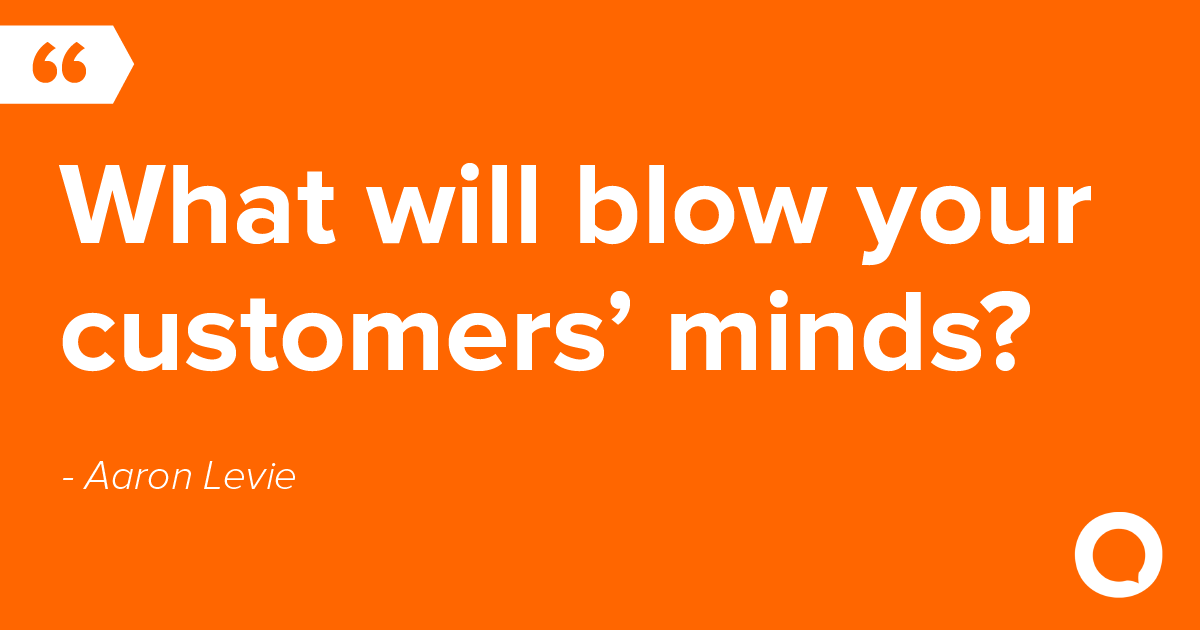 Not a bad question to ask yourself this morning... #MondayMotivation #Motivation #Customers http://t.co/om30vW0i4P