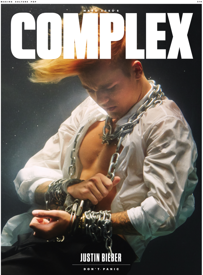JUSTIN BIEBER covers Complex's Oct/Nov 2015 issue! Read the full @JLaPuma cover story: http://t.co/EKAkyTDtYq http://t.co/yhnXMRJpmv