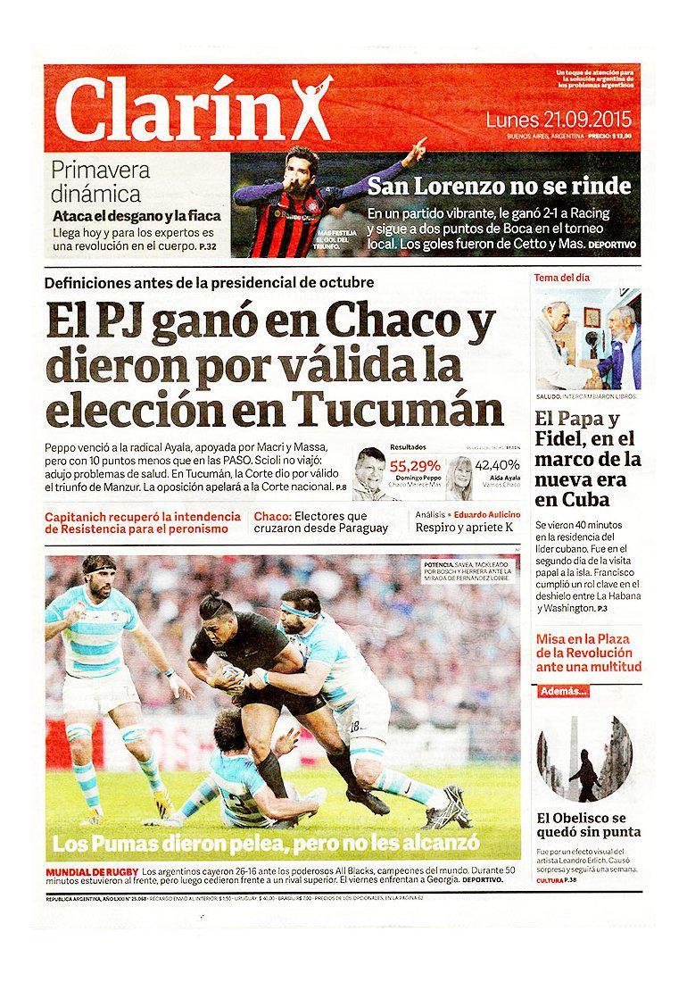 diario clarin empleo: