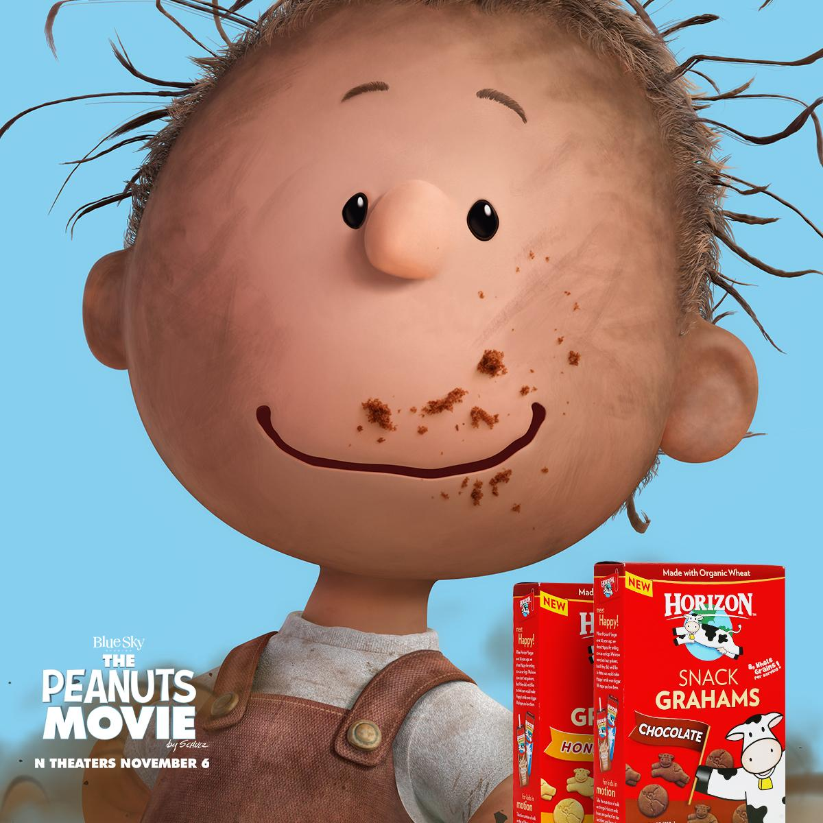 When you have kids, crumbs come with the territory. Share your kid's Horizon #crumbface on Instagram! #HorizonSnacks http://t.co/0IEJwHuyyG
