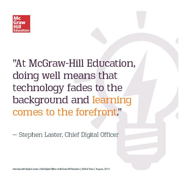 The most effective #edtech doesn't interrupt or replace the learning process; it strengthens it. #edchat http://t.co/ncB8X4iTUy