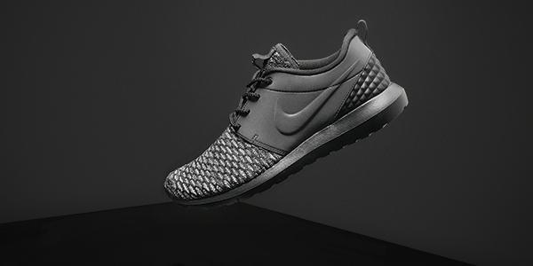 Nike Roshe Noir Taille 6