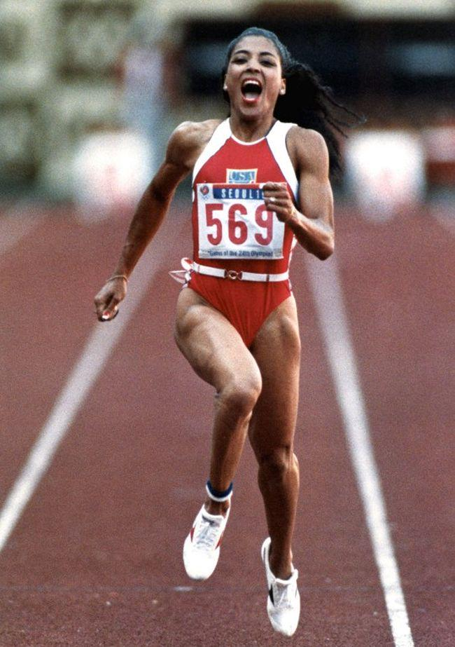 "In 1998, Florence Griffith Joyner passed away. ""Flo Jo,"" is still considered the fastest woman of all time. #UnBeat http://t.co/TqarC0GaaE"