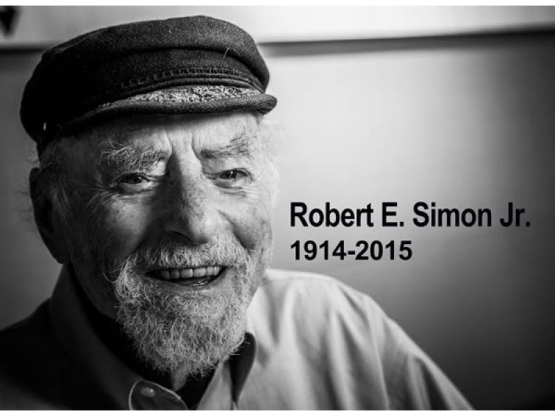 Reston Founder Robert E. Simon Dead at 101 http://t.co/33UsJNlL2g http://t.co/aActRNm5dQ