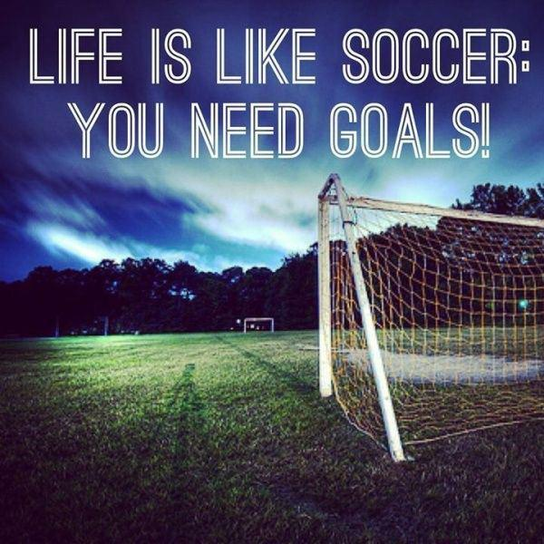 Yup, #soccer is life! #MondayMotivation http://t.co/FqZYRw6geX