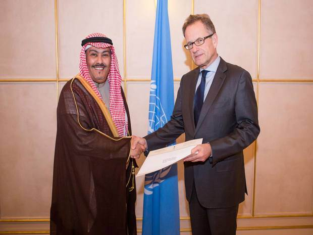 UN screws up big time: appoints Saudi Arabian diplomat as head of human rights panel https://t.co/7E6y2NI9oK http://t.co/zVuObox6d3