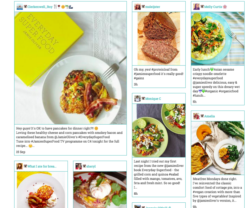 Here are my top posts from our #JamiesSuperFood, get involved and inspire each other! http://t.co/hy5BsP1OPx http://t.co/8TZK4Ody1F