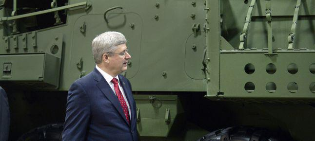 Much of Canada's Saudi arms deal is secret but there are 10 facts every Canadian should know: http://t.co/zYKnKGKCxO http://t.co/t01YxHEF3h