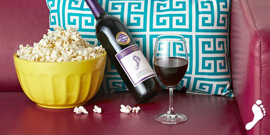 How would Olivia Pope celebrate tonight's #premiere? Popcorn & wine, of course! #Scandal #TGIT http://t.co/Y76OwbzTId