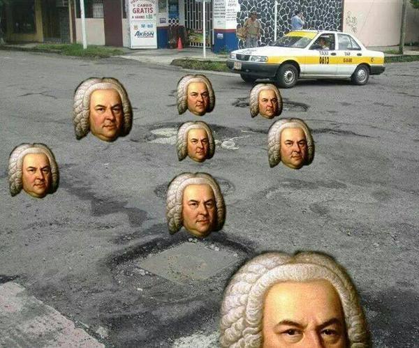 Baches everywhere. http://t.co/Qdge8hWpgX