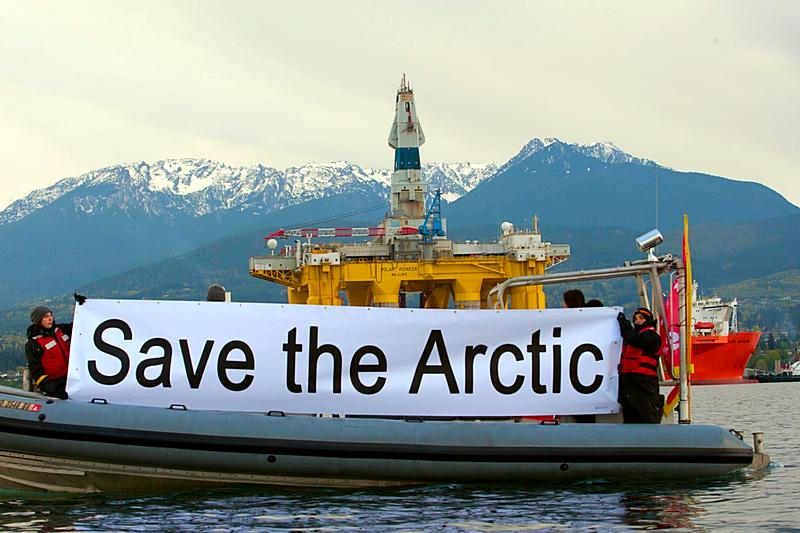 RT @greenpeaceusa: Arctic leaders to Congress: Oil development in Alaska is a human rights issue http://t.co/YfABjL1tlj http://t.co/2nxEpvp…