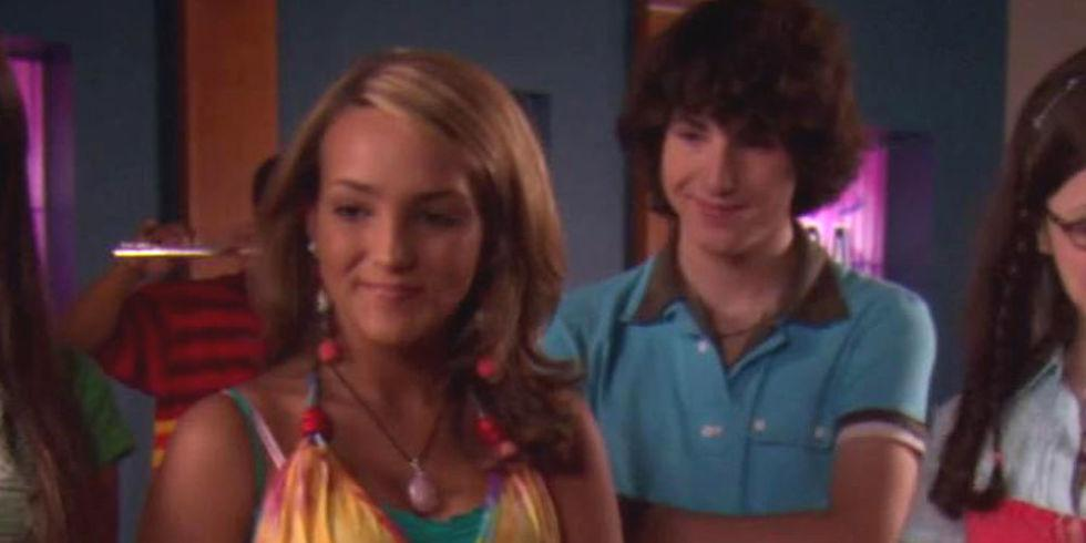 Amazoncom Zoey 101 Season 3 Jamie Lynn Spears Paul