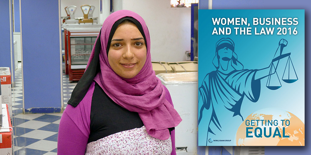 Do laws in your country encourage #women to work? Learn more about #WomenBizLaw: http://t.co/Pvsh37F4ju http://t.co/I8RSFCis4l
