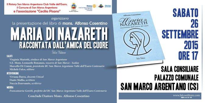 Sabato a San Marco Argentano. Non mancate http://t.co/1LygKtMIWp