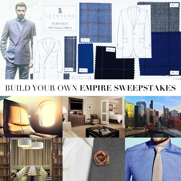 Build Your Own Empire with @saks and win a stay with us while you're at it! http://t.co/gqzq3NZnFl #Empirexsaks http://t.co/aCgWHGfhR1