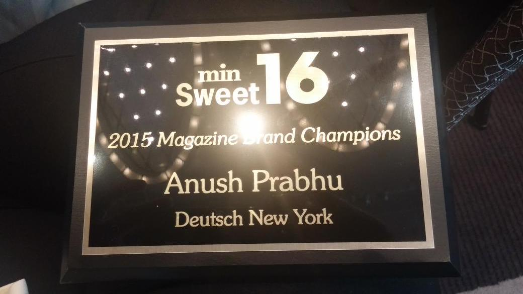 It's official! Congrats Anush. We love u. @minonline #minawards http://t.co/9EIDQK9VTT