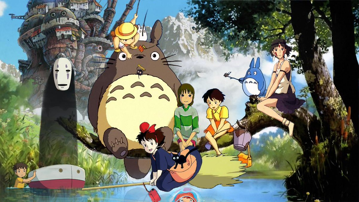 Some #StudioGhibli fans out there? I love their movies! http://t.co/Ht7R17gPLs http://t.co/bsqgVwKtjT