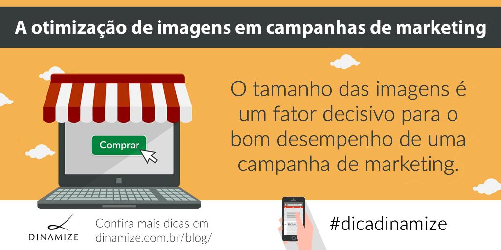 Otimização de imagens pode aumentar a performance de suas ações de marketing. #dicadinamize http://t.co/qDQ7DZHcVn http://t.co/xbrdLY5bbt