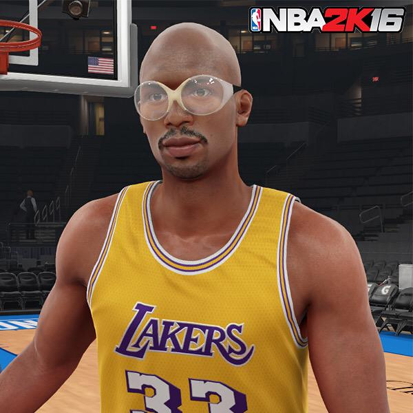 In #NBA2K16, I'm proud to bring my skyhook to a new generation of fans. Thanks @NBA2K! http://t.co/KbWXEITk3E