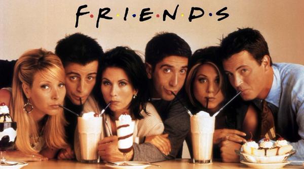 #Friends'in ilk bölümü bundan tam 21 yıl önce yayınlandı. Doğum günün kutlu olsun Friends! iyi ki varsın! http://t.co/4Zbz6j6M9U