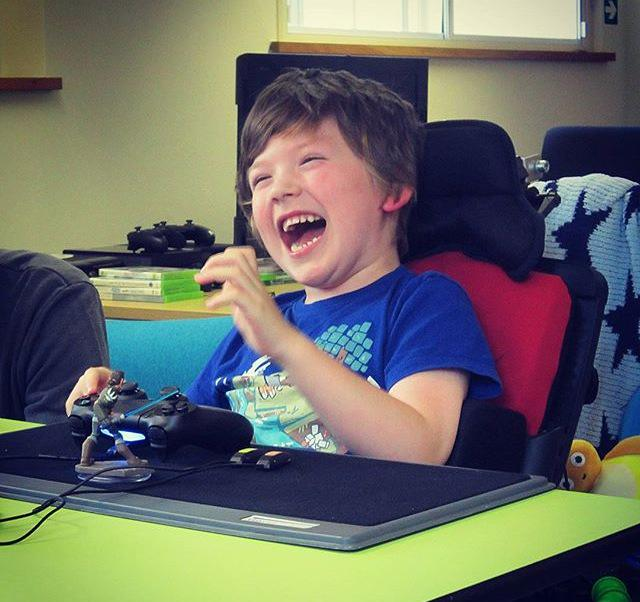 The joy of gaming! Donate 10 seconds to watch & RT Jacob's magic moment! https://t.co/jZkOXcdOM9 http://t.co/fepGYf41k0